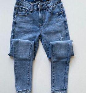 spodnie rurki jeansowe mini mignon zaazuu dla dziewczynki