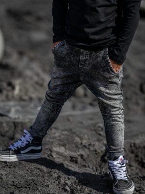 spodnie jeansy mashmnie dla chłopca