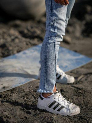 jeansy mashmnie dla dziewczynki zaazuu