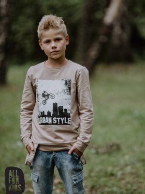 all for kids bluza dla chłopca