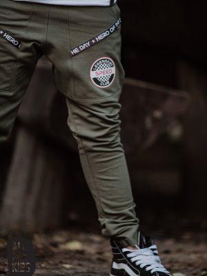 all for kids spodnie dresowe dla chłopca speed