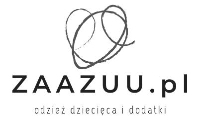 zaazuu odziez dla dzieci oraz dodatki logo